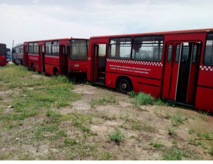 The Conditions of NTA Buses that CDC Led Government Inherited